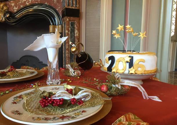 Le tavole imbandite per San Silvestro