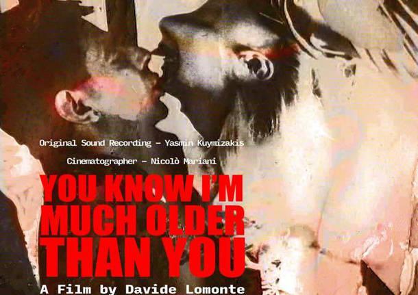 locandina documentario maurizio arcieri