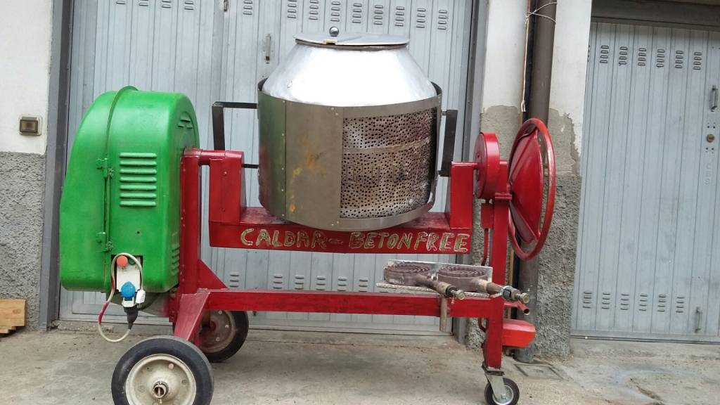 Macchine caldarroste