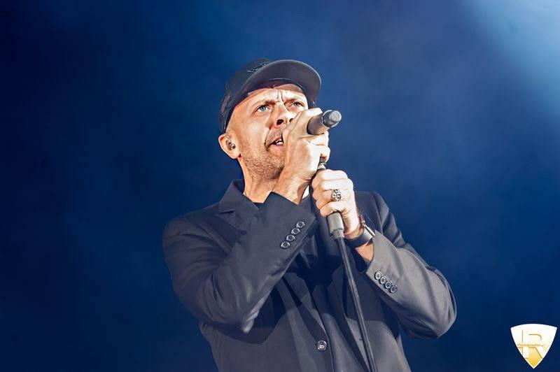 Max Pezzali in concerto al Resega di Lugano