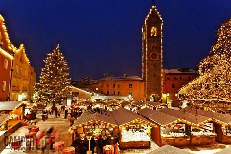 Mercatini di Natale in Italia e Europa