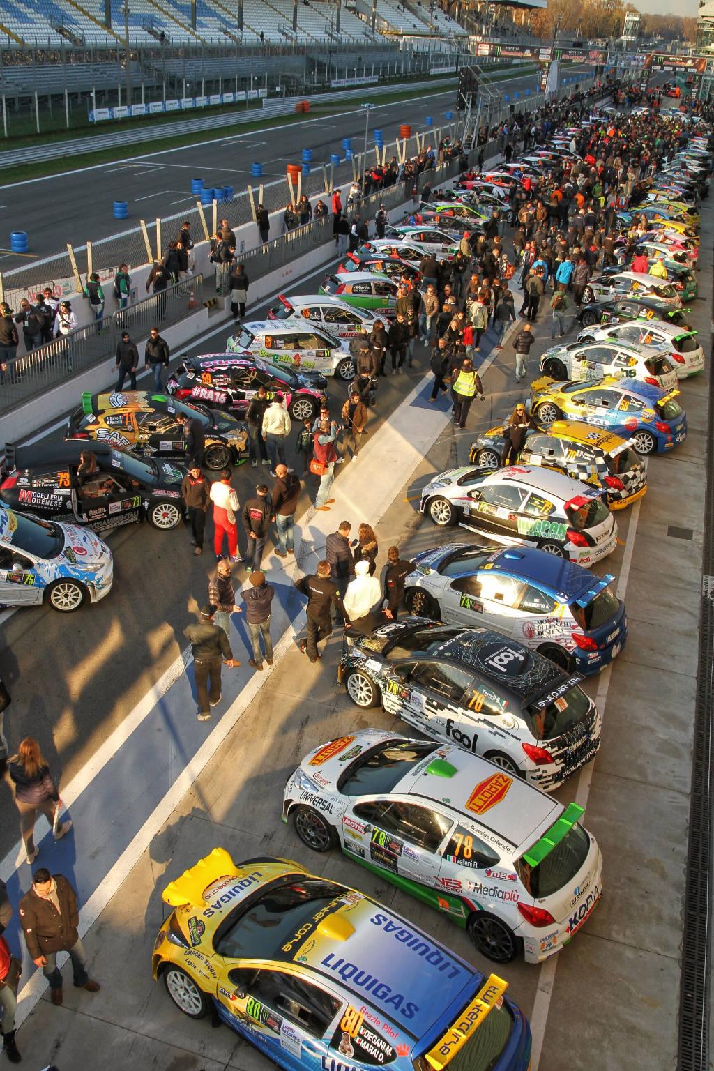 Monza Show: le immagini 2015
