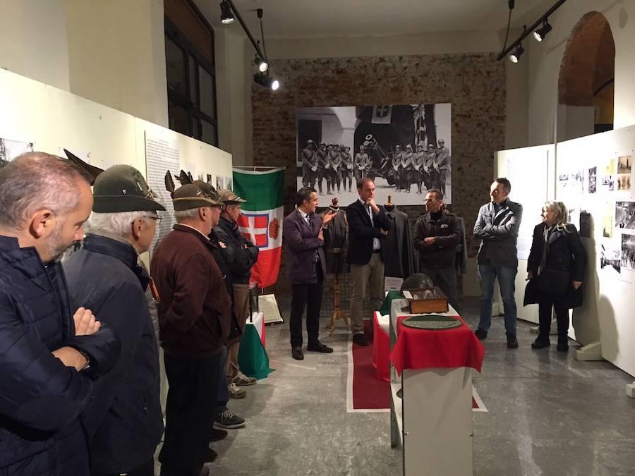 Mostra grande guerra Cassano Magnago