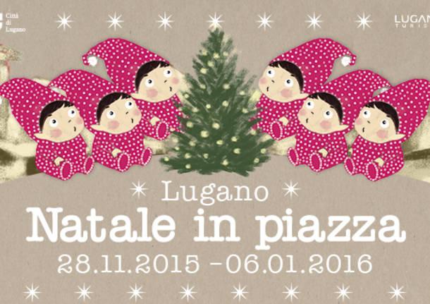 Decorazioni Natalizie Lugano.Natale In Piazza Tutti Gli Eventi A Lugano