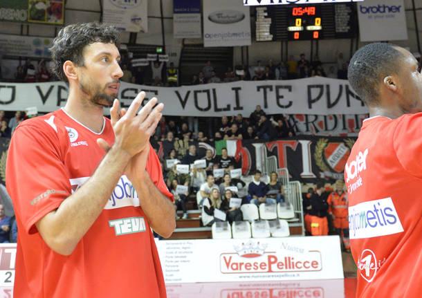 Openjobmetis Varese - Manital Torino 92-78