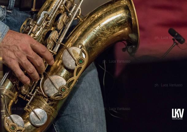 """Presentazione in grande stile del nuovo album """"Orange"""" del bravo jazzista Varesino"""