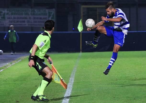Pro Patria - Pro Piacenza 0-1 calcio lega pro