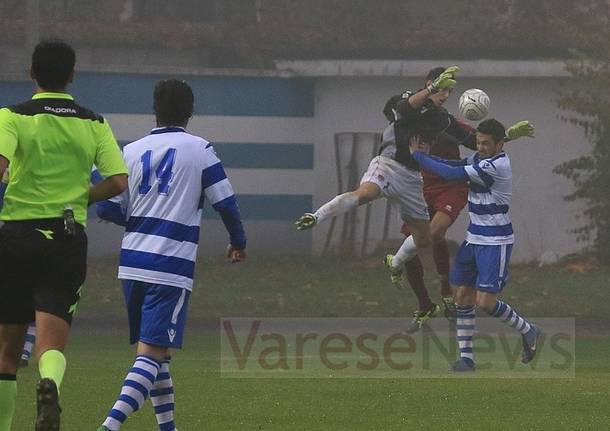 Pro Patria - Reggiana 0 a 0