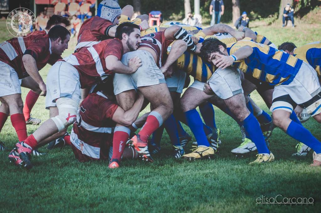 Rugby Varese - Rugby Parma 14-22