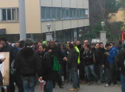 Sciopero Finmeccanica 11/2015