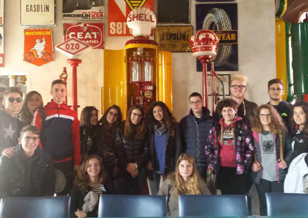 Studenti di Marzara del Vallo