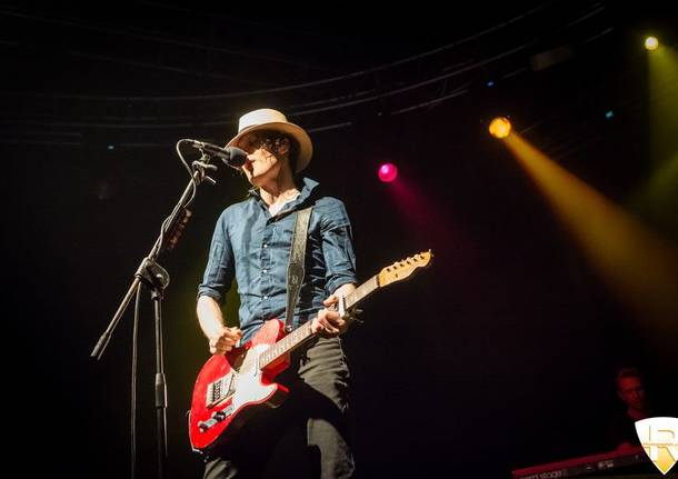 The Fratellis in concerto al Fabrique di Milano