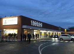 Tigros, inaugurazione punto vendita Gavirate