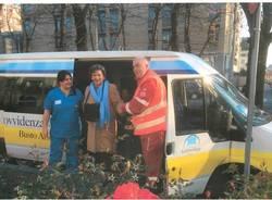 trasporto anziani croce rossa la provvidenza