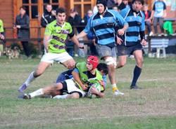 Unni Valcuvia - Amatori Tradate 19-28 rugby