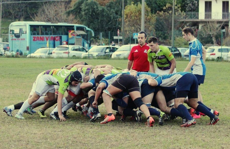 Unni Valcuvia - Rugby Verbania 13-43