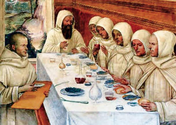via francigena santo mangiare patrizia rossetti