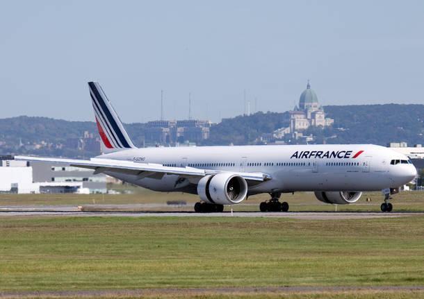 Aereo Boing 777 Air France