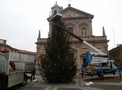 Albero di Natale e Saronno