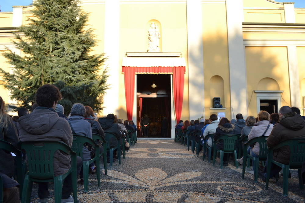 Alessandro Giani funerale