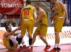 basket europromotion legnano vs trieste serie a2 pallacanestro