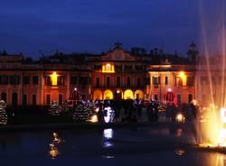 palazzo Estensi in abito da sera