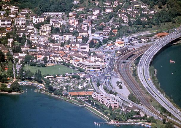 Il ponte di Melide Svizzera