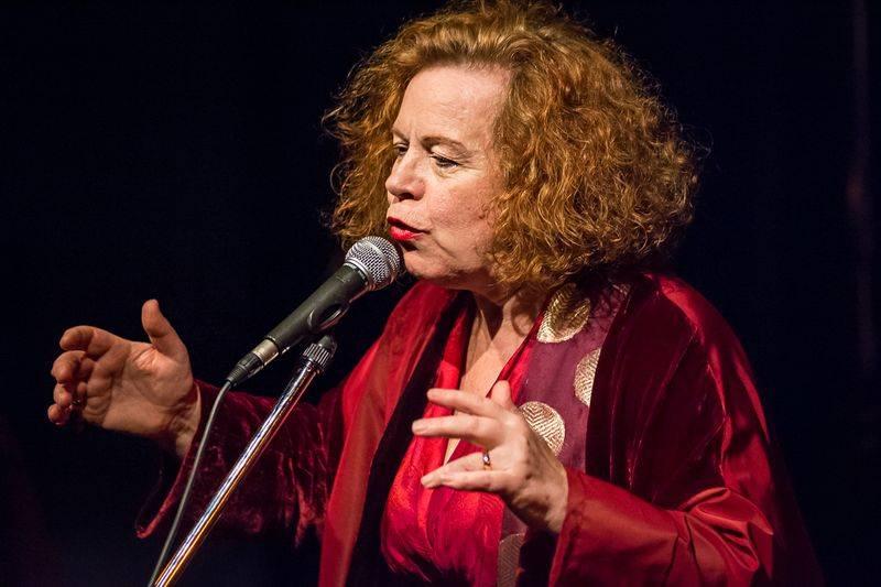 Concerto Sarah Jane Morrison al Blue Note
