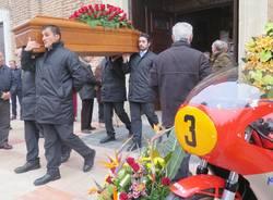 funerale Arturo Magni