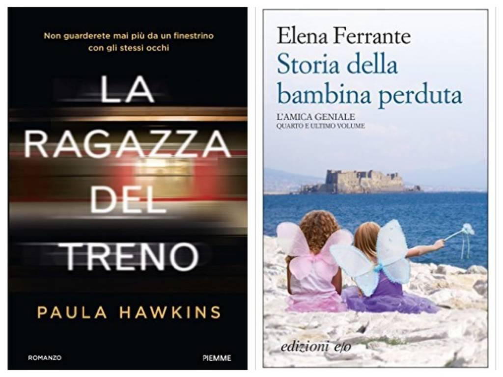 I libri Bestseller di Amazon nel 2015