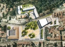 I progetti per piazza Repubblica e teatro