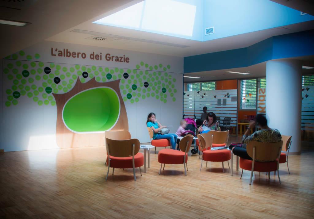 Il nuovo Centro Maria Letizia Verga