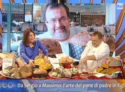 Il panettiere Grazioli a Geo and Geo
