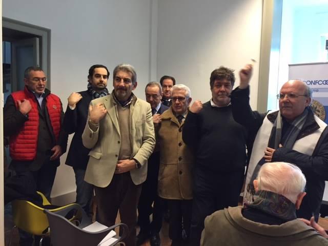 inaugurazione confocooperative 2015
