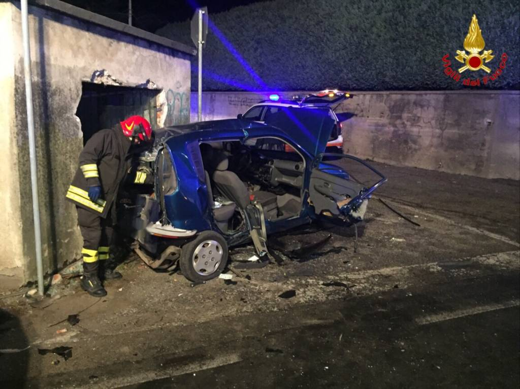 Incidente a Sesto Calende