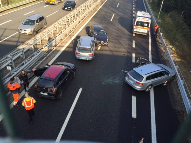 Incidente autostrada A8 2 dicembre 2015