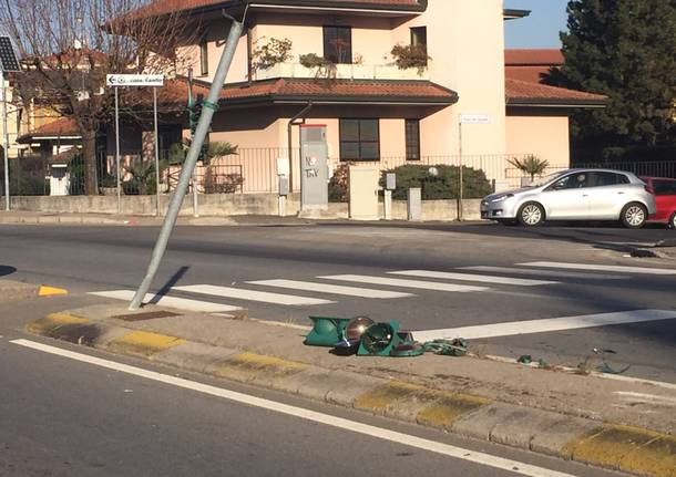 L'incidente di Gallarate