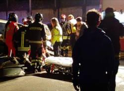 Incidente sulla provinciale a Bodio
