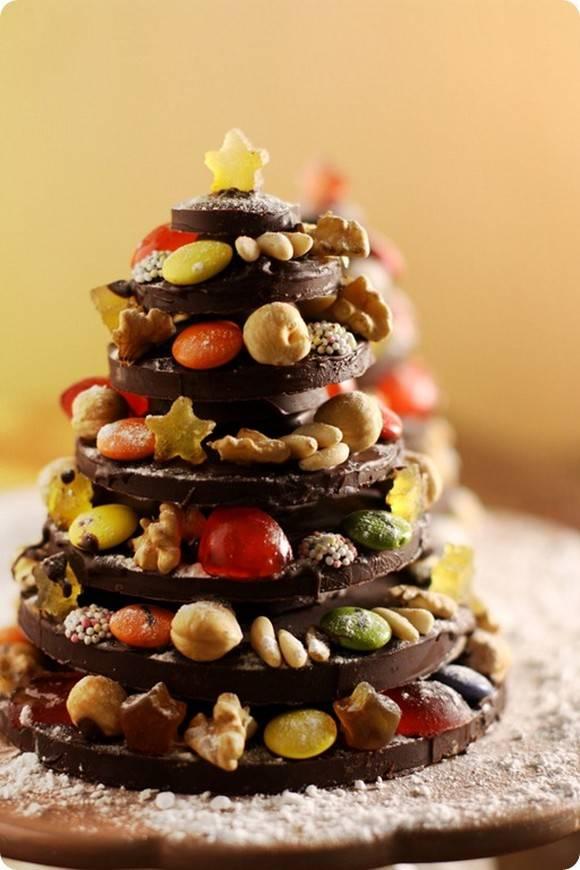 L'albero di Natale? È da mangiare