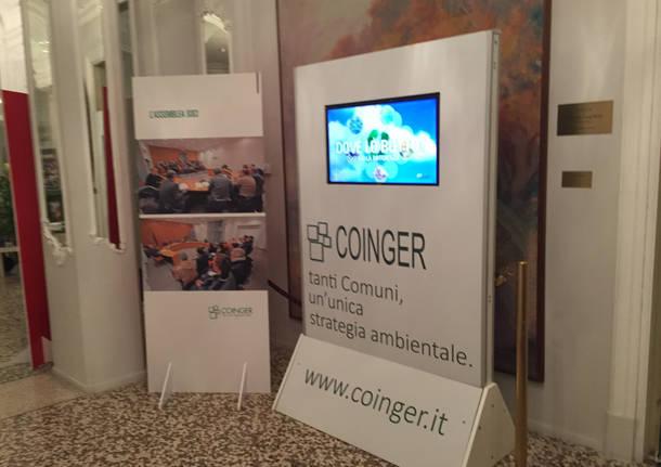 La mostra per i 50 anni di Coinger