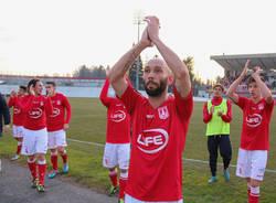 Le immagini di Varese - Lomellina 4-1 Calcio Eccellenza