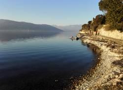 Lungo lago di Ispra