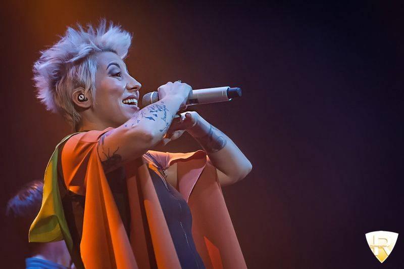 Malika Ayane in concerto al Centro Congressi di Lugano