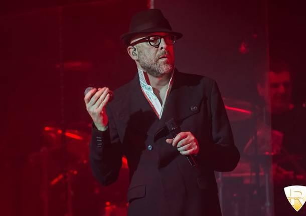 Mario Biondi in concerto al Teatro Galleria Legnano