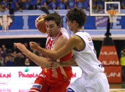 pacher europromotion legnano basket de longhi treviso