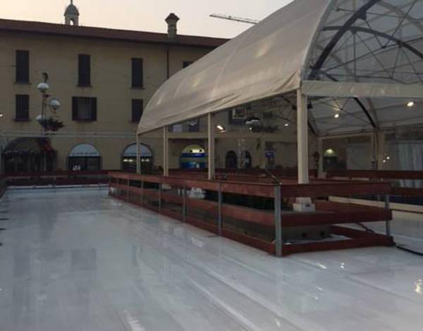 pista pattinaggio piazza san giovanni