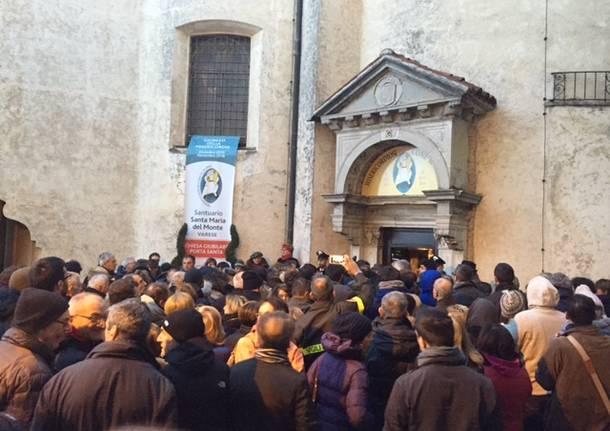 porta santa rito 12 dicembre