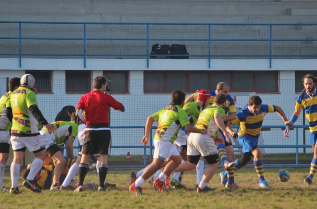 Saints Abbiategrasso - Unni Valcuvia 5-67