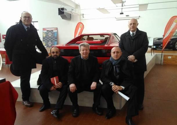 Un museo per le auto sportive a Caronno