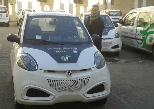 car sharing busto arsizio